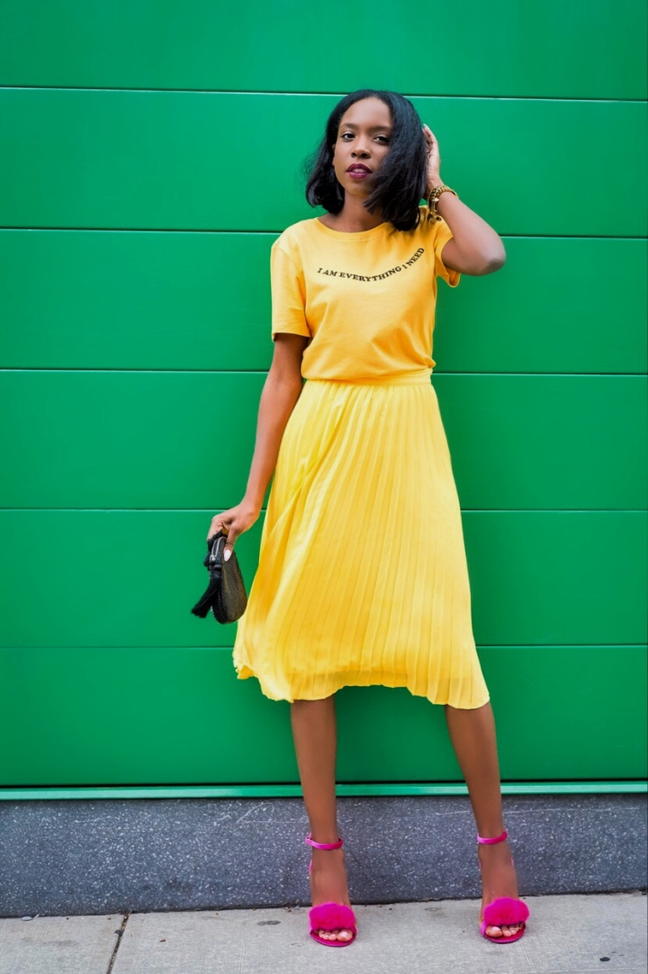 mellow yellow vibes!