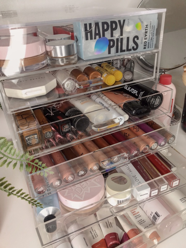Beautify Acrylic Organizer: A musthave!